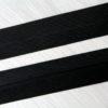 Schrägband schwarz e