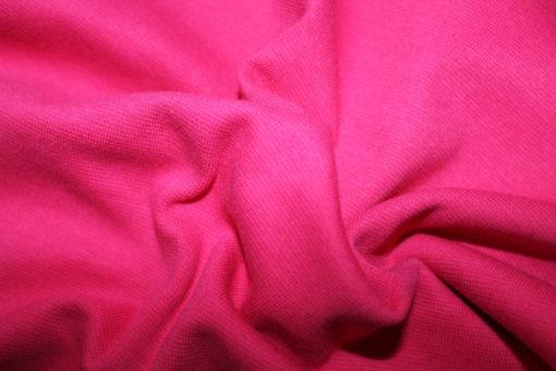 Bündchenstoff Pink