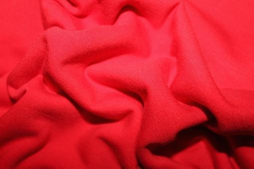 Kuschelsweatr Rot
