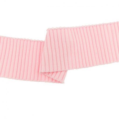 Fertigbündchen Cuff Grobstrick Uni Rosa